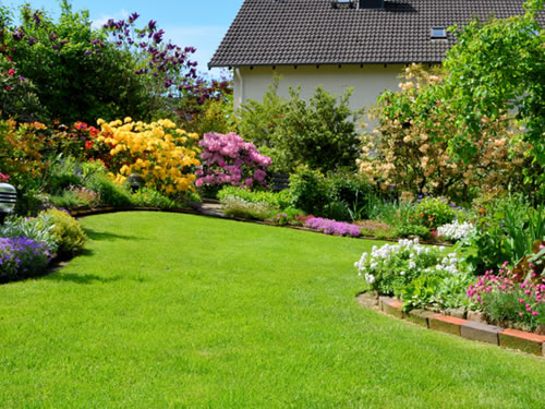 Am nagement et cr ation de jardin sur beauvais breteuil for Amenagement grand jardin